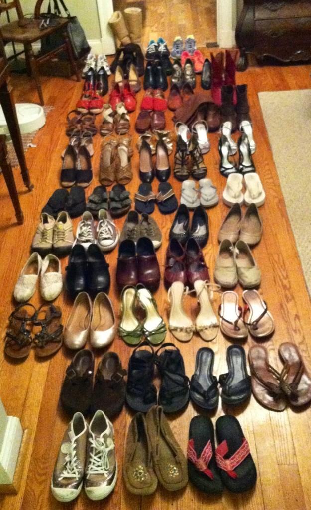 Shoes x 59  (2012.8.27)