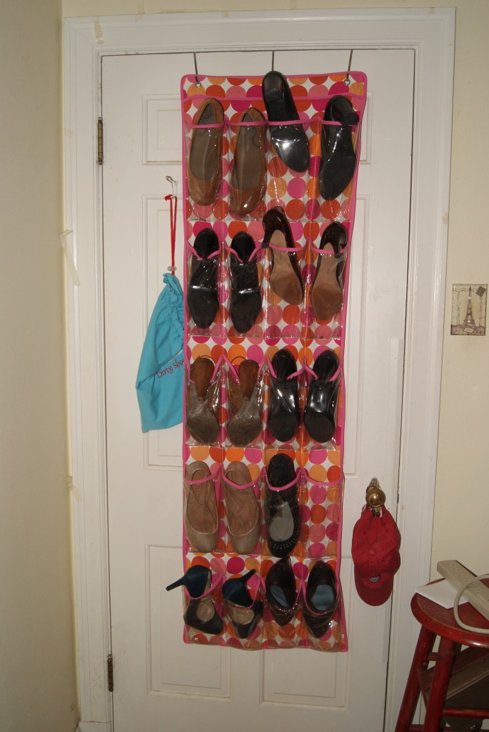 Plus the hanging rack...